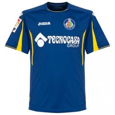 Getafe 2015/2016 Home Football Shirt - Available at uksoccershop.com