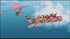 Castle in the Sky - hayao-miyazaki Screencap