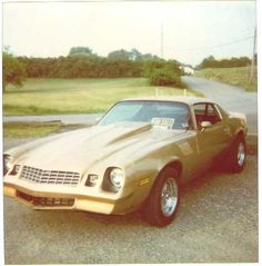 LOVE this '79 Z28