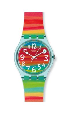 SWATCH - COLOR THE SKY