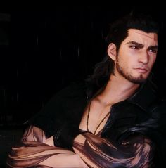 Wick // looks Final Fantasy Xv, Final Fantasy Artwork, Final Fantasy Characters, Final Fantasy 15 Gladiolus, Guy Pictures, Video Game Art, Manga Games, Anime Guys, Andalusia