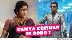 Ramya Krishnan to be part of Rajini's 2.0? - http://tamilwire.net/55600-ramya-krishnan-part-rajinis-2-0.html