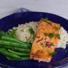 Salmon recipes 368450813250618642 - Sweet and spicy salmon is perfect when you need a quick, easy meal. Source by tastemade Fish Recipes, Seafood Recipes, Dinner Recipes, Cooking Recipes, Healthy Recipes, Paleo Dinner, Maple Mustard Salmon, Grainy Mustard, Spicy Salmon