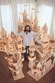 World Of Technology: 60 Creative Wooden Sculptures