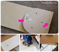 I am back with my part two of my novel of how I made my own built in ironing board.  Remember in Part One here ,  I had a hard time findin...