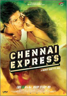 chennai express [2013] [] http://www.imdb.com/title/tt2112124/?ref_=fn_al_tt_1 [] theatrical trailer http://www.youtube.com/watch?v=4O4mNdMoxDM