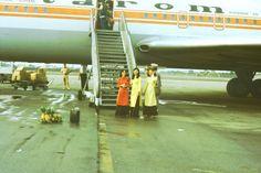 1989, Abschied von Ho Chi Minh- Stadt und Vietnam;     1989, departure from Ho Chi Minh City, Vietnam;