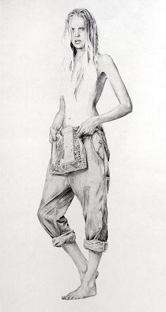 Peto illustration by Chamo San - based on a original picture by Elena Bofill