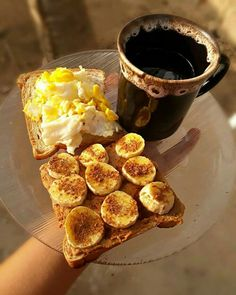 Food And Drink Breakfast - Recipes Healthy Meal Prep, Healthy Snacks, Healthy Eating, Healthy Recipes, Think Food, I Love Food, Aesthetic Food, Food Cravings, Breakfast Recipes