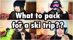 What to pack for a ski trip? | Top tips & essentials from an Olympian