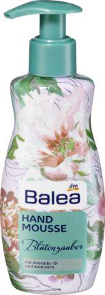 Mit Balea erleben Sie das zarte Gefühl rundum geschützter Hände. Die Pflegeformel der Balea Handmousse mit Aloe Vera pflegt die beanspruchte und gereizte...