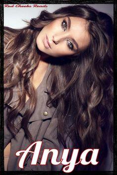 Anya - Knight by Kristen Ashley - RCR casting
