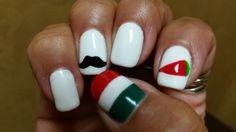 Cinco de Mayo nails!
