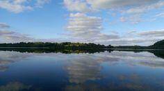 The panoramic waterways of County Cavan at Killykeen Forest Park #travelpics #Cavan