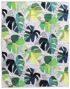 Adventures in Paper Piecing & Design Modern Quilting Designs, Modern Quilt Patterns, Paper Piecing Patterns, Quilt Block Patterns, Quilt Designs, Sewing Patterns, Tropical Quilts, Hawaiian Quilts, Hawaiian Quilt Patterns