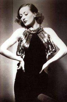 Joan Crawford - 1934 - Sadie McKee  - Costume design by Gilbert Adrian