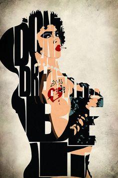 The Rocky Horror Picture Show - Dr . Frank-n-furter - Digital Art - Ayse Deniz