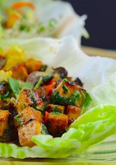 Vegan Thai Lettuce C