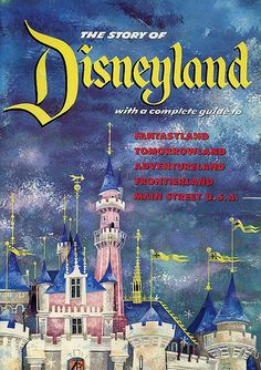 The original Disneyland Guide