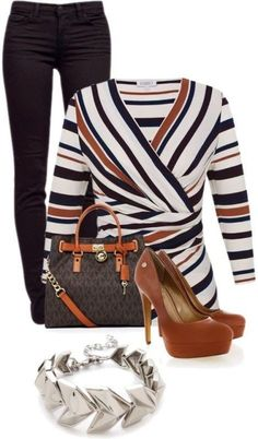 fall-and-winter-work-outfit-ideas-2018-1 85+ Fashionable Work Outfit Ideas for Fall & Winter 2018