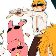 yashiro nene x minamoto kou ~ nene kou & nene kou hanako & kou minamoto x nene & yashiro nene x minamoto kou & yashiro nene x kou & kou x nene & jibaku shounen hanako kun kou x nene & yashiro nene and kou minamoto Anime Amor, Anime Lindo, Me Anime, Kawaii Anime, Anime Manga, Chibi, Cute Anime Wallpaper, Animes Wallpapers, Anime Shows