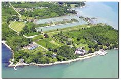 Middle Bass Island State Park camping info, facilities and how to make a reservation.