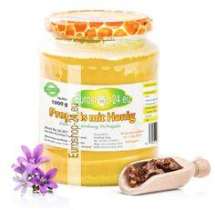 Honig Mit Propolis, 100 % Hausgemacht, 1.000g