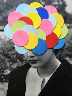 Collage by Hagar Vardimon