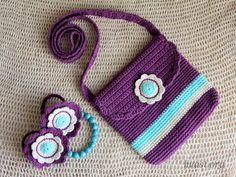 Сумочка кармашек для маленьких секретов :)