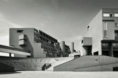 Carlo Aymonino, Burcin YILDIRIM · Gallaratese Housing A, B and C Blocks
