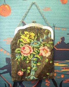 Vintage Beaded Evening Bags - Bing Images