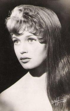 Brigitte Bardot photographed by Studio Harcourt, 1955-56.