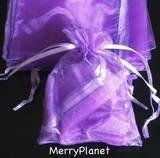 100 Purple Organza Wedding Favour Bags Jewellery Pouches 7cm x 9cm without free gifts by Joydiy, http://www.amazon.co.uk/dp/B005F7YKJ0/ref=cm_sw_r_pi_dp_REQptb0BR0N9B