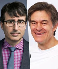 Watch John Oliver's totally epic rant againt Dr. Oz
