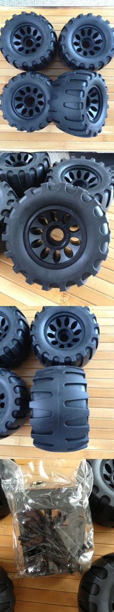 Wheels 23830: Off Road Skateboard Longboard Wheels, 4.06 And Free Riser Hardware Kit -> BUY IT NOW ONLY: $48 on eBay!