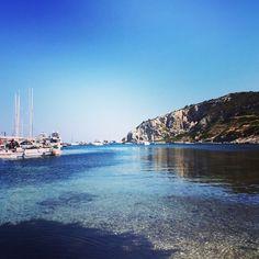 TBT.. Op deze luie zondag nog even dromen over de vakantie  #cottonandscents #vakantie #holiday #datca #knidos #wanderlust