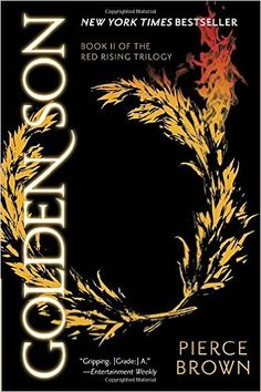 Golden Son: Book II of The Red Rising Trilogy: Pierce Brown: 9780345539830: Amazon.com: Books