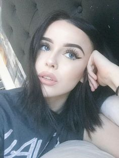 Find images and videos about acacia brinley, acacia and acacia clarck on We Heart It - the app to get lost in what you love. Makeup Is Life, Makeup Goals, Beauty Makeup, Eye Makeup, Hair Makeup, Hair Beauty, Makeup Style, Acacia Clark, Acacia Brinley
