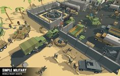 Simple Military - Cartoon War - Asset Store