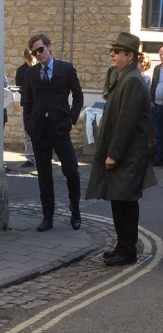 series 5 filming Oxford May 7, 2017