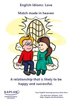 Love Idioms - Match made in heaven