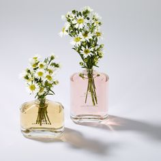 if the flowers were the actual stoppers-- like the perfume bottles of old with metal sticks to apply the perfume to your neck etc