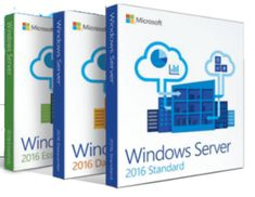 Windows Server 2016 is a server operating system developed by Microsoft as part of the Windows NT family of operating systems, developed concurrently with Windows 10. The first early preview version (Technical Preview) became available on October 1, 2014 together with the first technical preview of System Center. Windows Server 2016 was released on September 26, 2016 at Microsoft's Ignite conference and became generally available on October 12, 2016.