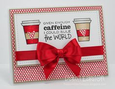 Given Enough Caffeine Mojo272 by TreasureOiler - Cards and Paper Crafts at Splitcoaststampers