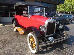 Chevrolet : Other Superior  1925 Cheverolet Superior 4 door Touring Convertible - http://www.legendaryfind.com/carsforsale/chevrolet-other-superior-1925-cheverolet-superior-4-door-touring-convertible/