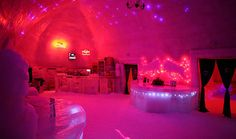 ice hotels | Tourist Attractions - Ice Hotel at WomansDay.com - Woman's Day
