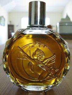 Vintage Heaven Sent Eau De Parfum Perfume 6 oz. Collector's Decanter ~Rare~*Extraordinary Helena Rubinstein