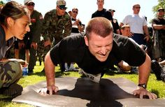 Air Force Fitness Program Image