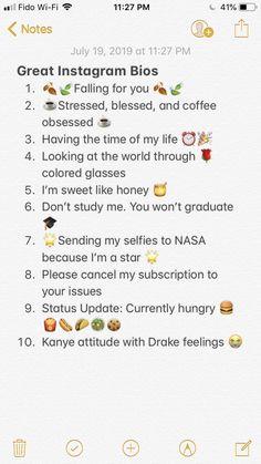 Quotes For Selfies Lyrics Beautiful 1 Bio Instagram, Bios Para Instagram, Cute Quotes For Instagram, Instagram Caption Lyrics, Instagram Captions For Friends, Frases Instagram, Insta Bio Quotes, Short Bios For Instagram, Tumblr Instagram Bios