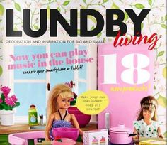 Read our latest Lundby Magazine 2015 online! It's filled with crafts, interior design tips and news about the Lundby we all love! http://issuu.com/mickileksaker/docs/enkel_liten_eng